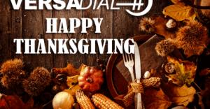 Happy Thanksgiving – 2017